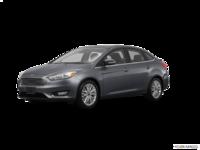 2017 Ford Focus Sedan TITANIUM | Photo 3 | Magnetic Metallic