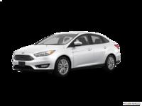 2017 Ford Focus Sedan TITANIUM | Photo 3 | White Platinum Metallic
