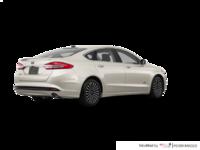 2017 Ford Fusion Energi PLATINUM | Photo 2 | White Gold
