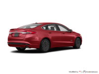 2017 Ford Fusion Energi PLATINUM | Photo 2 | Ruby Red