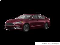 2017 Ford Fusion Energi PLATINUM | Photo 3 | Burgandy Velvet
