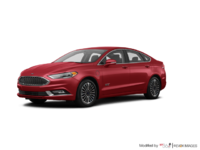 2017 Ford Fusion Energi PLATINUM | Photo 3 | Ruby Red