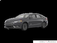 2017 Ford Fusion Hybrid TITANIUM | Photo 3 | Magnetic