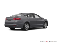 2017 Ford Fusion S   Photo 2   Magnetic