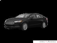 2017 Ford Fusion S   Photo 3   Shadow Blakc