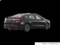 2017 Ford Fusion TITANIUM | Photo 2 | Shadow Blakc