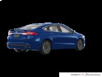 2017 Ford Fusion TITANIUM | Photo 2 | Lightning Blue
