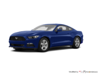 2017 Ford Mustang V6   Photo 3   Lightning Blue