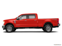 2017 Ford Super Duty F-350 LARIAT | Photo 1 | Race Red