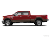 2017 Ford Super Duty F-350 LARIAT | Photo 1 | Ruby Red/Caribou