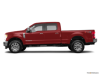 2017 Ford Super Duty F-350 LARIAT | Photo 1 | Ruby Red
