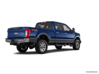 2017 Ford Super Duty F-350 LARIAT | Photo 2 | Blue Jeans Metallic/Magnetic