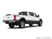 2017 Ford Super Duty F-350 LARIAT | Photo 2 | Oxford White/Magnetic