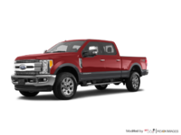 2017 Ford Super Duty F-350 LARIAT | Photo 3 | Ruby Red/Magnetic
