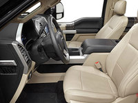 2017 Ford Super Duty F-350 LARIAT | Photo 1 | Camel Premium Leather