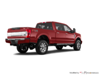 2017 Ford Super Duty F-350 PLATINUM | Photo 2 | Ruby Red