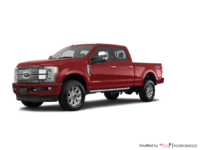 2017 Ford Super Duty F-350 PLATINUM | Photo 3 | Ruby Red
