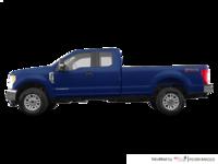2017 Ford Super Duty F-350 XLT   Photo 1   Blue Jeans Metallic