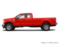 2017 Ford Super Duty F-350 XLT   Photo 1   Race Red