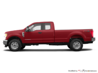 2017 Ford Super Duty F-350 XLT   Photo 1   Ruby Red