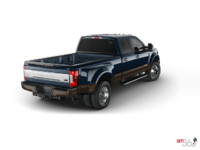 2017 Ford Super Duty F-450 KING RANCH | Photo 2 | Blue Jeans Metallic/Caribou