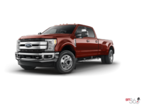 2017 Ford Super Duty F-450 KING RANCH | Photo 3 | Bronze Fire