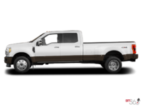2017 Ford Super Duty F-450 KING RANCH | Photo 1 | Oxford White/Caribou
