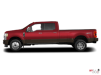 2017 Ford Super Duty F-450 KING RANCH | Photo 1 | Ruby Red/Caribou