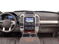 2017 Ford Super Duty F-450 KING RANCH | Photo 3 | Java Mesa Antique Leather