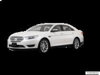 2017 Ford Taurus LIMITED | Photo 3 | White Platinum Metallic