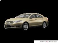2017 Ford Taurus LIMITED | Photo 3 | White Gold Metallic
