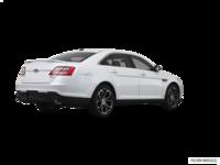 2017 Ford Taurus SHO | Photo 2 | White Platinum Metallic