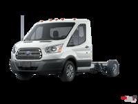 2017 Ford Transit CC-CA CUTAWAY | Photo 3 | Oxford White