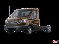 2017 Ford Transit CC-CA CUTAWAY | Photo 3 | Caribou Metallic