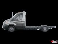 2017 Ford Transit CC-CA CUTAWAY | Photo 1 | Ingot Silver Metallic