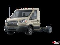 2017 Ford Transit CC-CA CUTAWAY | Photo 3 | White Gold Metallic