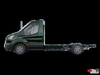 2017 Ford Transit CC-CA CUTAWAY | Photo 1 | Green Gem Metallic