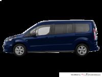 2017 Ford Transit Connect XLT WAGON | Photo 1 | Dark Blue