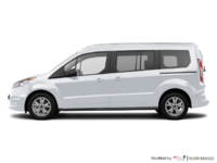 2017 Ford Transit Connect XLT WAGON | Photo 1 | Frozen White