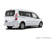 2017 Ford Transit Connect XLT WAGON | Photo 2 | Frozen White