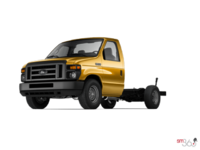 2017 Ford E-Series Cutaway 350 | Photo 1 | School Bus Yellow