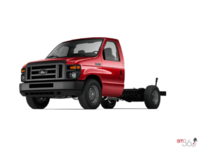 2017 Ford E-Series Cutaway 350 | Photo 1 | Race Red