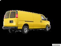 2017 GMC Savana 2500 CARGO   Photo 2   Wheatland Yellow