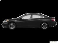 2017 Honda Accord Hybrid BASE | Photo 1 | Crystal Black Pearl