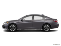2017 Honda Accord Hybrid BASE | Photo 1 | Modern Steel Metallic