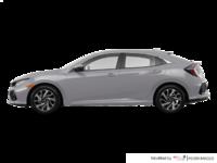 2017 Honda Civic hatchback LX HONDA SENSING | Photo 1 | Lunar Silver Metallic