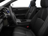 2017 Honda Civic hatchback LX   Photo 1   Black Fabric
