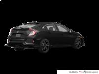 2017 Honda Civic hatchback SPORT   Photo 2   Crystal Black Pearl