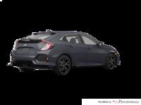 2017 Honda Civic hatchback SPORT   Photo 2   Polished Metal Metallic
