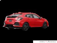 2017 Honda Civic hatchback SPORT   Photo 2   Rallye Red